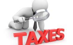 Service provider: serious discrepancies in tax returns detected