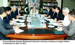 FBR's budget preparation exercise in full swing