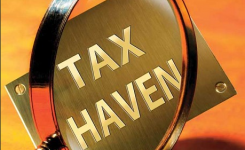 Positive response received from one tax haven so far