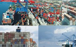 Seaports fail to handle increased container load