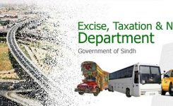 Sindh E&T department claims 108 percent tax recovery for fiscal year 2017