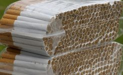 13,490,000 sticks of illicit cigarettes seized