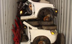 Customs rules amended: front cabin, half cut cars specified for scrap