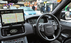 Jaguar Land Rover tests first driverless vehicle on public roads