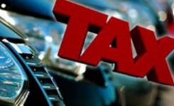 Campaign against tax-defaulting vehicles to begin from December 11