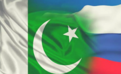 Russia wants to develop strong trade relations with Pakistan