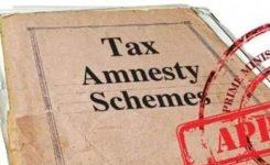 Amnesty schemes, tax rebates: Shamshad wants to know impact