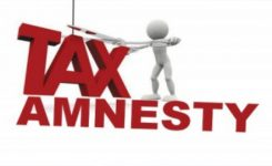 Tax Amnesty Scheme major step to stabilise economy'