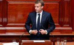 Macron to address nation after violent Paris protests