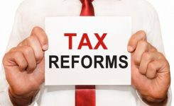'Corporate sector least bothered about tax reforms'