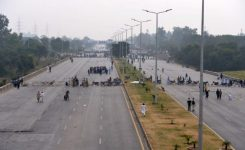 Protest sit-ins bring Customs House activities to a stand still