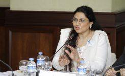 Anjum Asad made Member NTC for five years