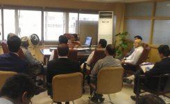 BTB zone of RTO-II, Karachi: Fresh graduates being trained to broaden tax net