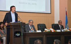 PTBA felicitates new FBR chief