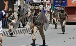 'India faced defeat over Kashmir issue'