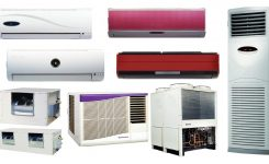 Air conditioners' customs value revised