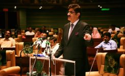 Direct deduction by FBR from Sindh government account irks Murad