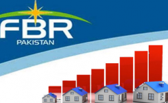 Property valuation rates adjusted in only six major cities: FBR