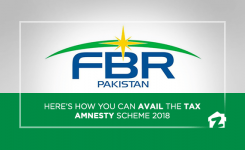 FBR withholds amnesty scheme follow-up proceedings
